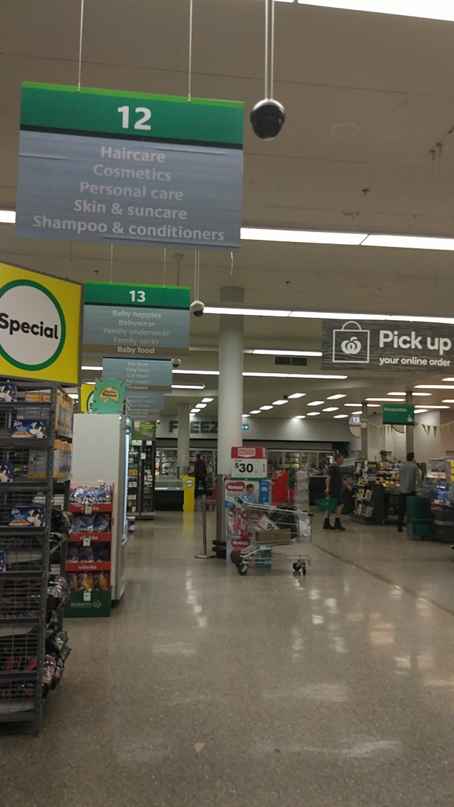 Woolworths New Town | supermarket | 192-196 New Town Rd, New Town TAS 7008, Australia | 0362274821 OR +61 3 6227 4821