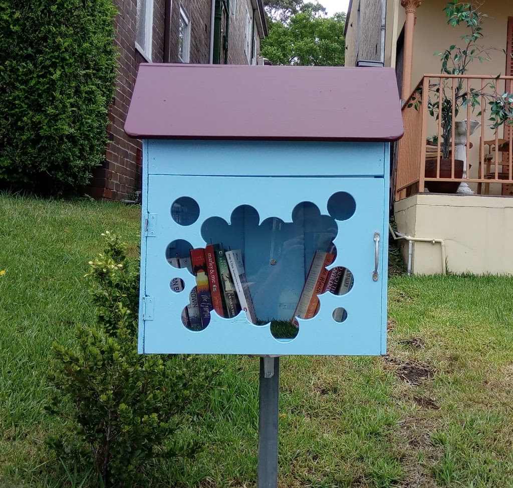 Street Library | library | 118 Parramatta Rd, Ashfield NSW 2131, Australia