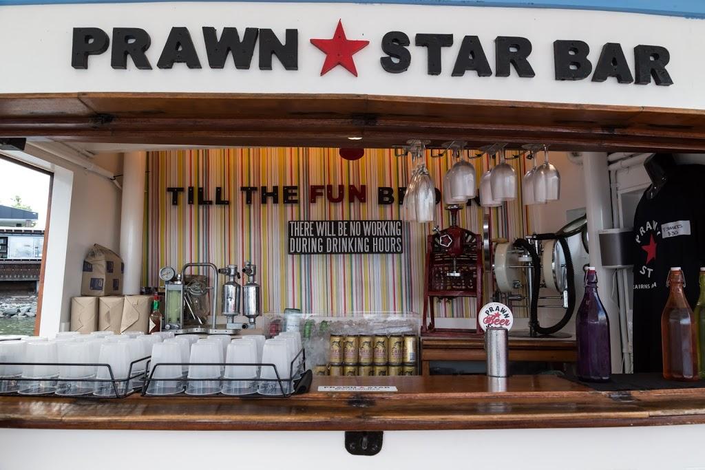 Prawn Star | restaurant | Marlin Marina, E31 Berth, Pier Point Rd, Cairns Qld, Cairns City QLD 4870, Australia | 0456421172 OR +61 456 421 172