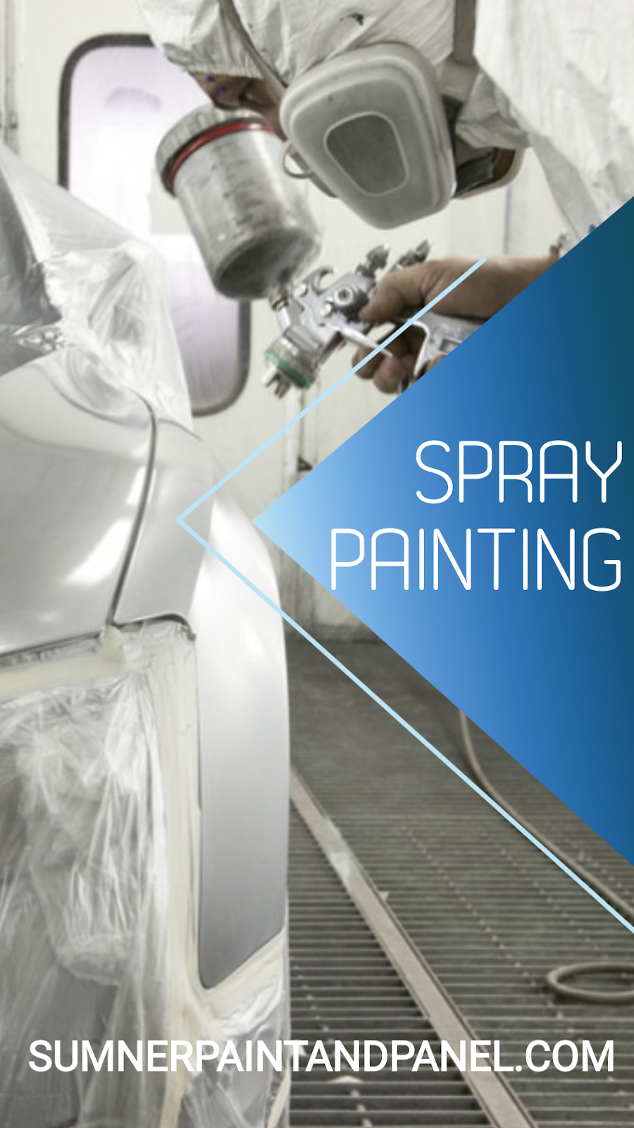Sumner Paint & Panel | car repair | 46 McMahon St, Traralgon VIC 3844, Australia | 0351749503 OR +61 3 5174 9503