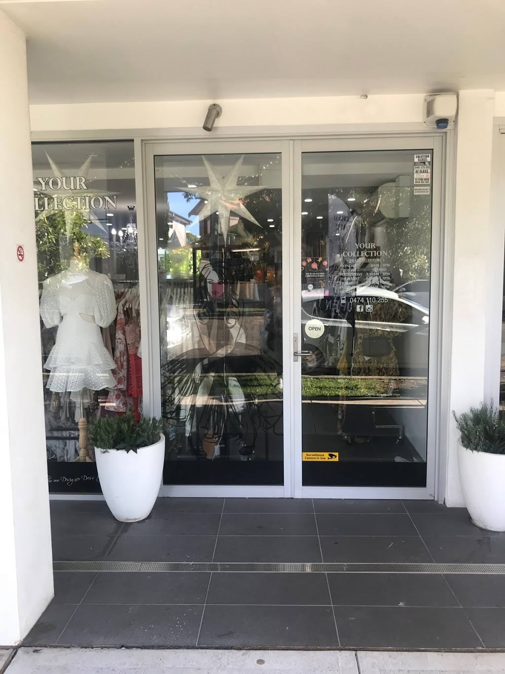 Your Collection | clothing store | Shop 1/42-44 Brays Rd, Concord NSW 2137, Australia | 0474110255 OR +61 474 110 255
