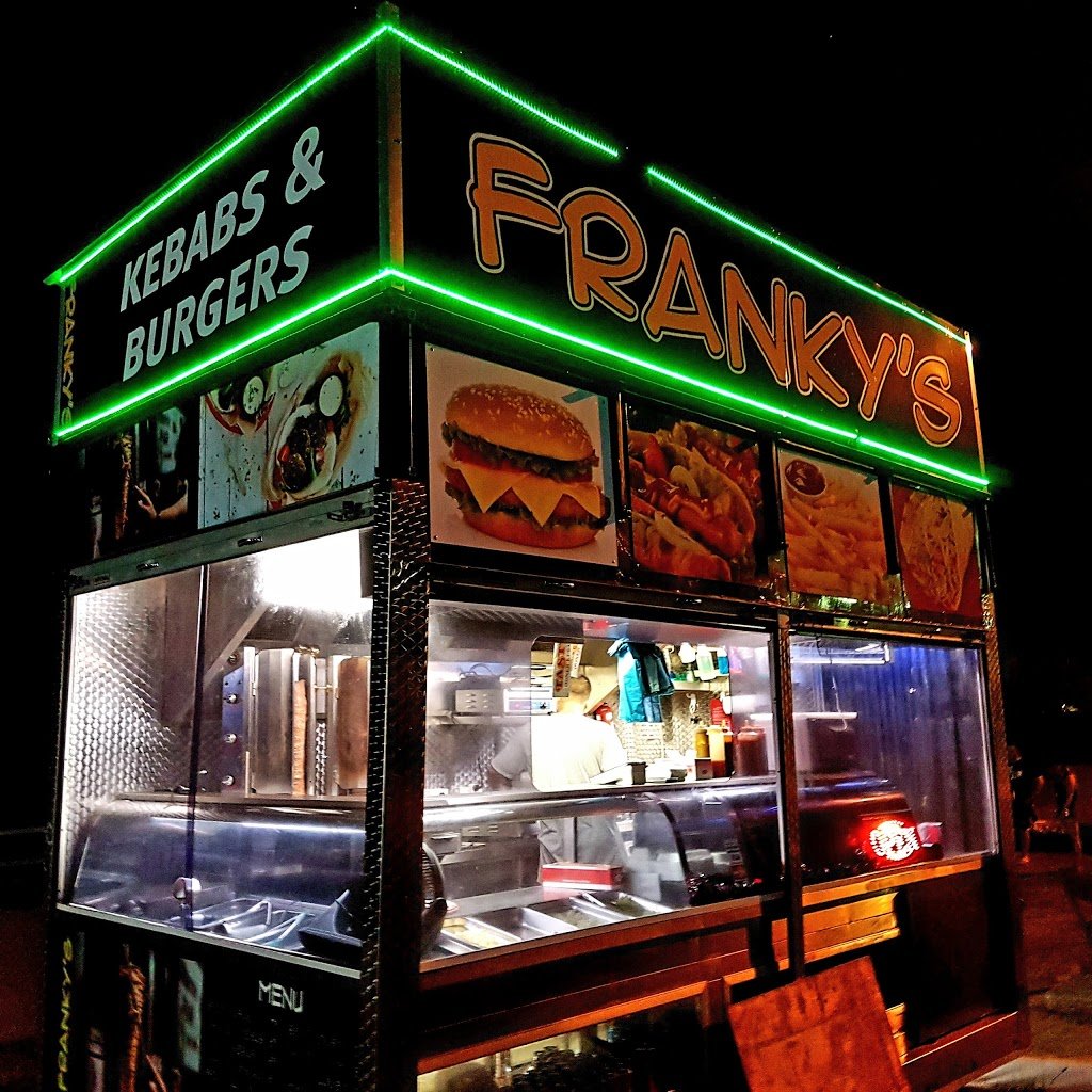 Frankys Kebabs & Burgers | cafe | 6 Christie St, St Marys NSW 2760, Australia | 0452081076 OR +61 452 081 076