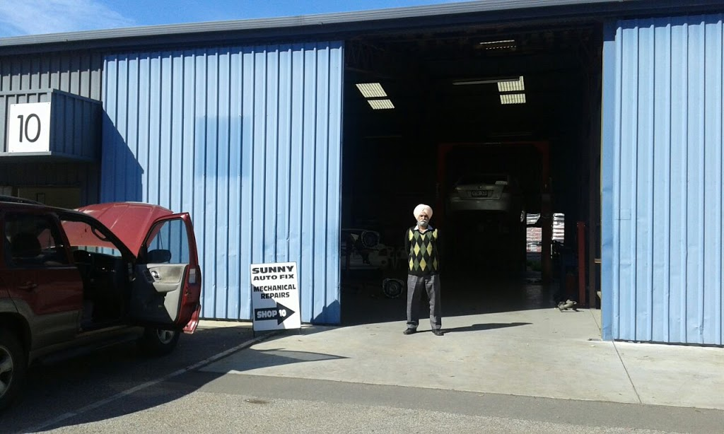 Sunny Auto Fix | car repair | 10/10 Opala St, Regency Park SA 5010, Australia | 0433219211 OR +61 433 219 211