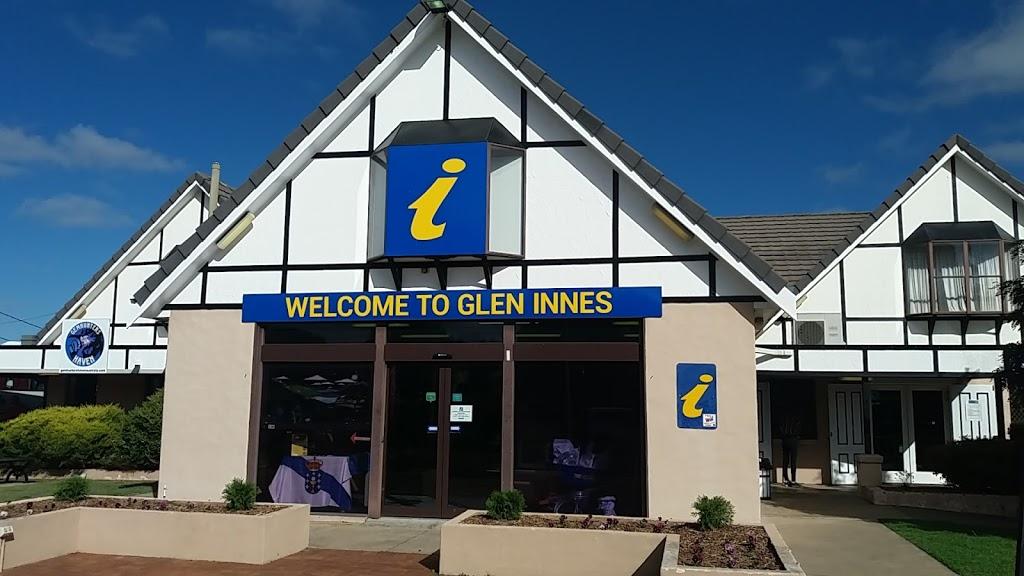 Glen Innes Visitor Information Centre | travel agency | 152 Church St, Glen Innes NSW 2370, Australia | 0267302400 OR +61 2 6730 2400