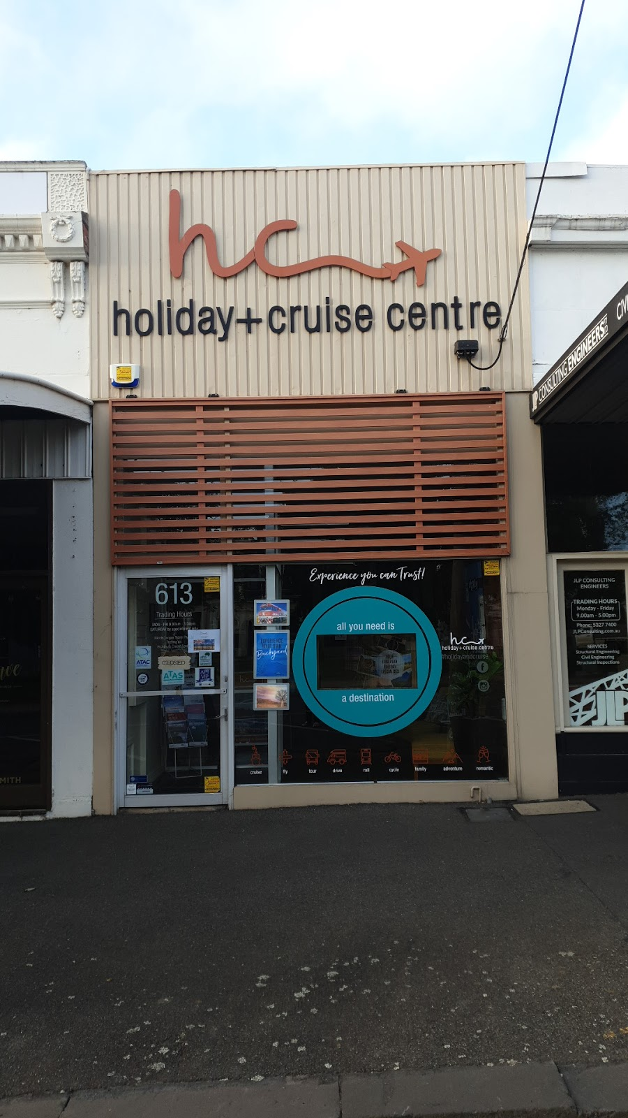 Holiday & Cruise Centre | travel agency | 214 Norman St, Ballarat North VIC 3350, Australia | 0353337977 OR +61 3 5333 7977