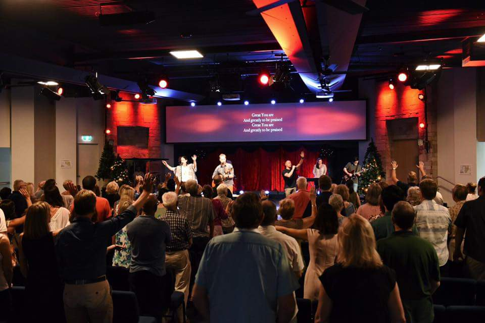 Newlife Church | church | 4 Greenwich Ct, Robina QLD 4226, Australia | 0755789322 OR +61 7 5578 9322