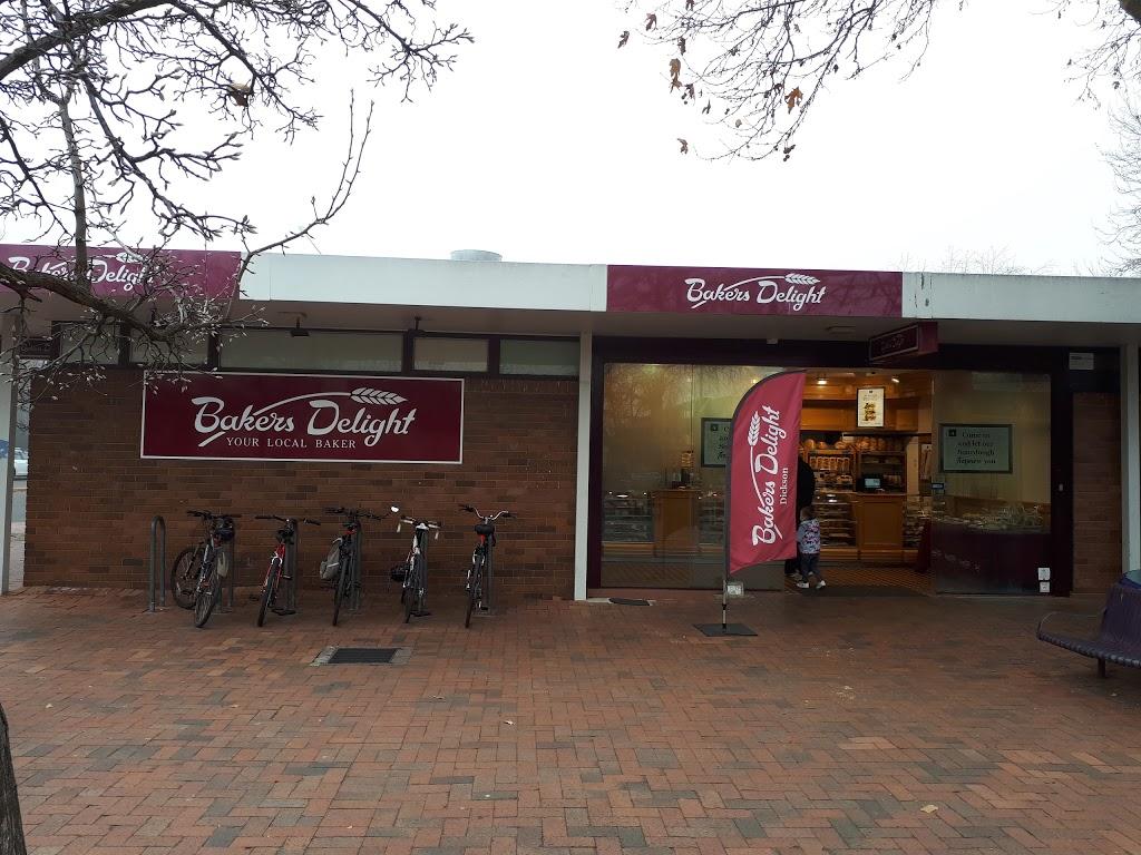 Bakers Delight | bakery | Dickson Shopping Centre, 2 Dickson Pl, Dickson ACT 2602, Australia | 0262577741 OR +61 2 6257 7741