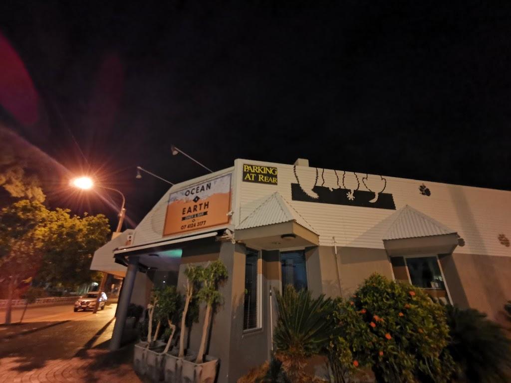 Ocean N Earth Diner & Bar   cafe   3/381 Esplanade, Torquay QLD 4655, Australia   0741243177 OR +61 7 4124 3177