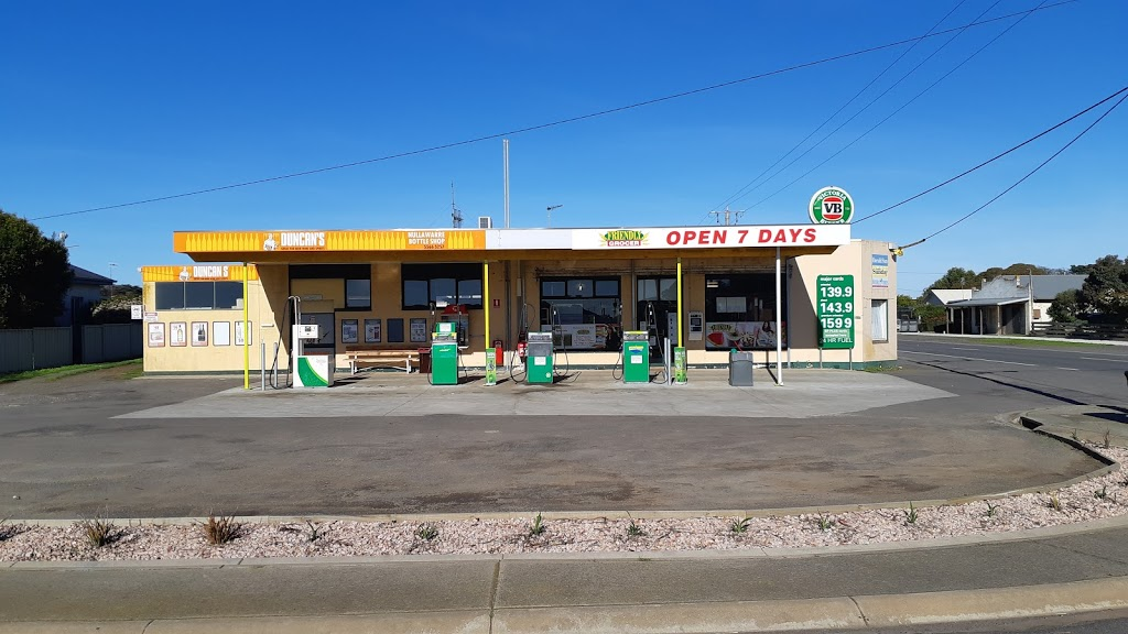 McDowalls Friendly Grocer 24 Hour Fuel | gas station | 2227 Timboon-Nullawarre Rd, Nullawarre VIC 3268, Australia | 0355665257 OR +61 3 5566 5257