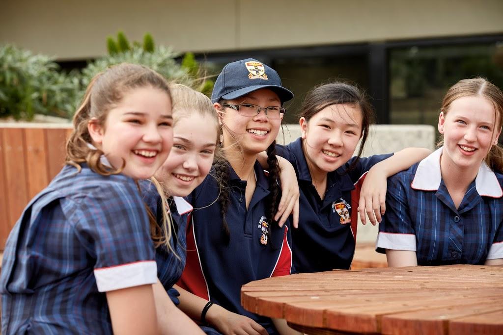 St Francis Xavier College, Berwick Campus | university | 75 Ridgemont Dr, Berwick VIC 3806, Australia | 0397026588 OR +61 3 9702 6588