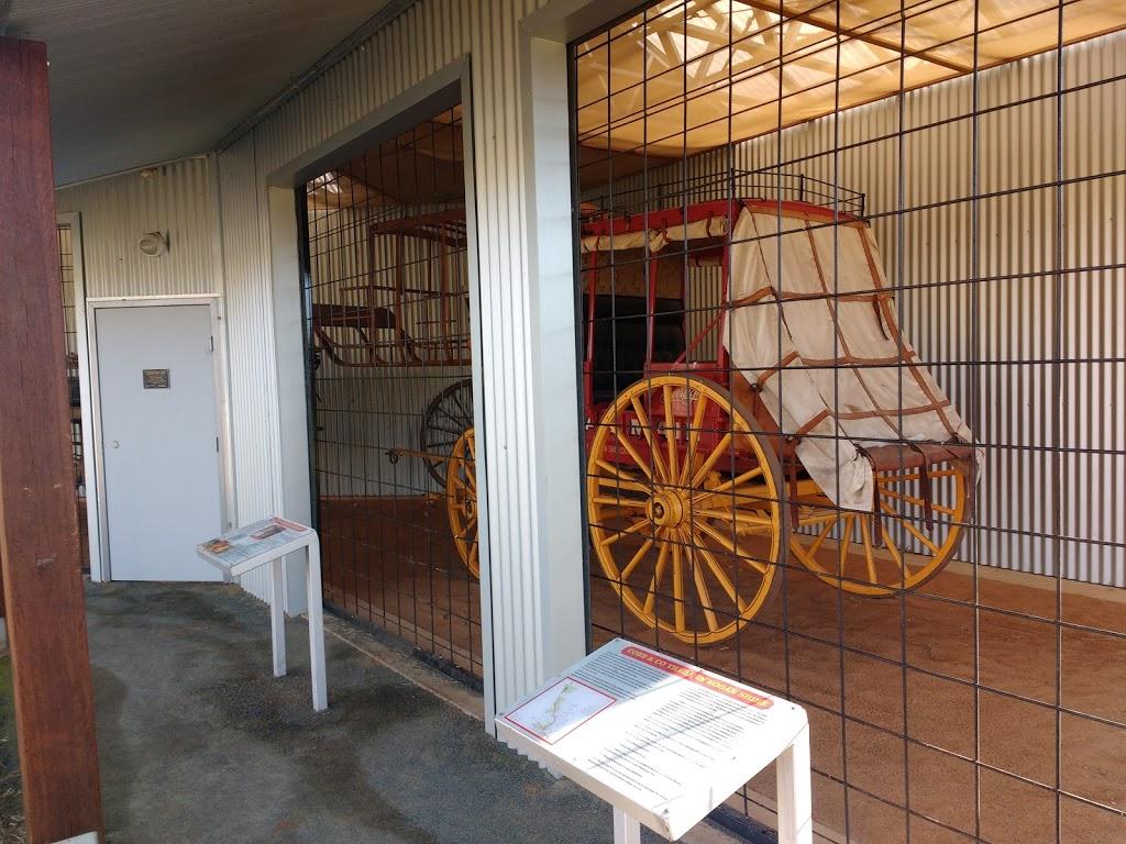 Nyngan Coach House | museum | 70 Pangee St, Nyngan NSW 2825, Australia