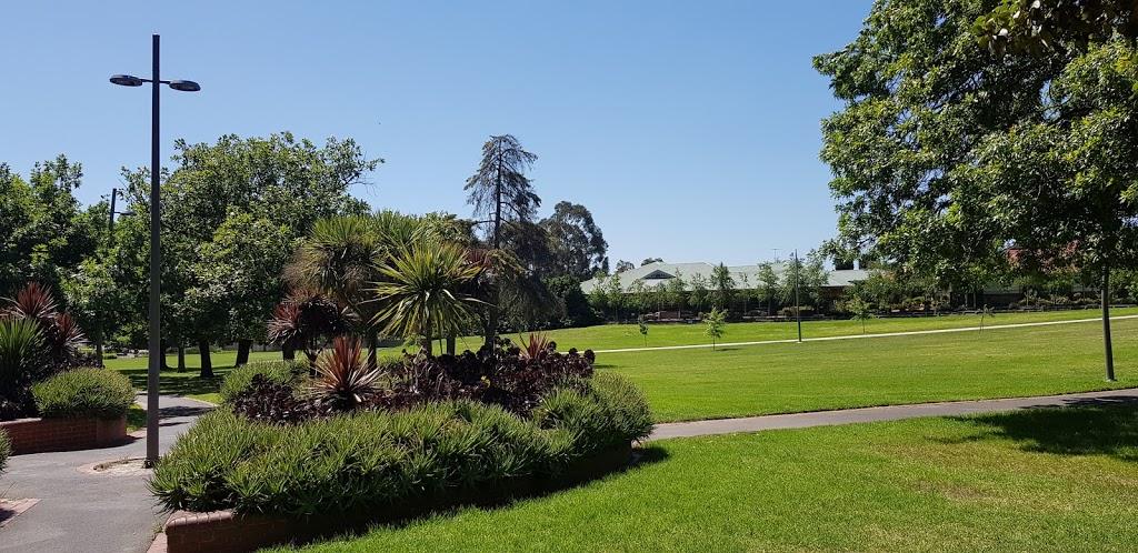 The Xerophytic Garden | park | 9 Irving Ave, Box Hill VIC 3128, Australia