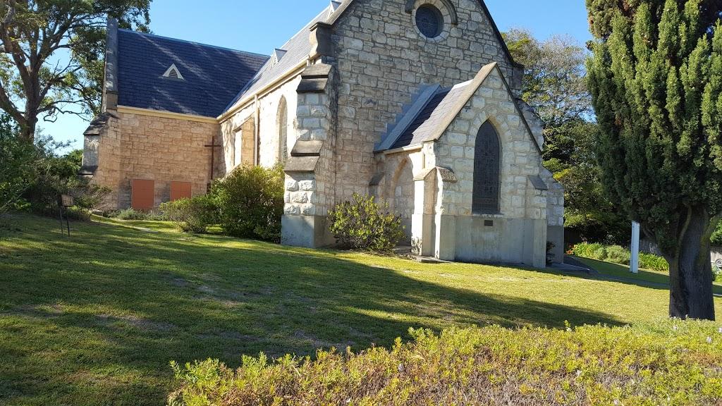 Saint Johns Church - Anglican Parish of Sorrento and Rye | church | 3460 Point Nepean Rd, Sorrento VIC 3943, Australia