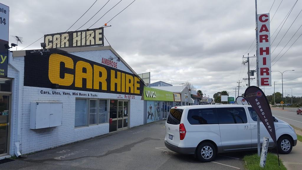 Ambrose Rent A Car Car Rental 65 Dixon Rd Rockingham Wa 6168
