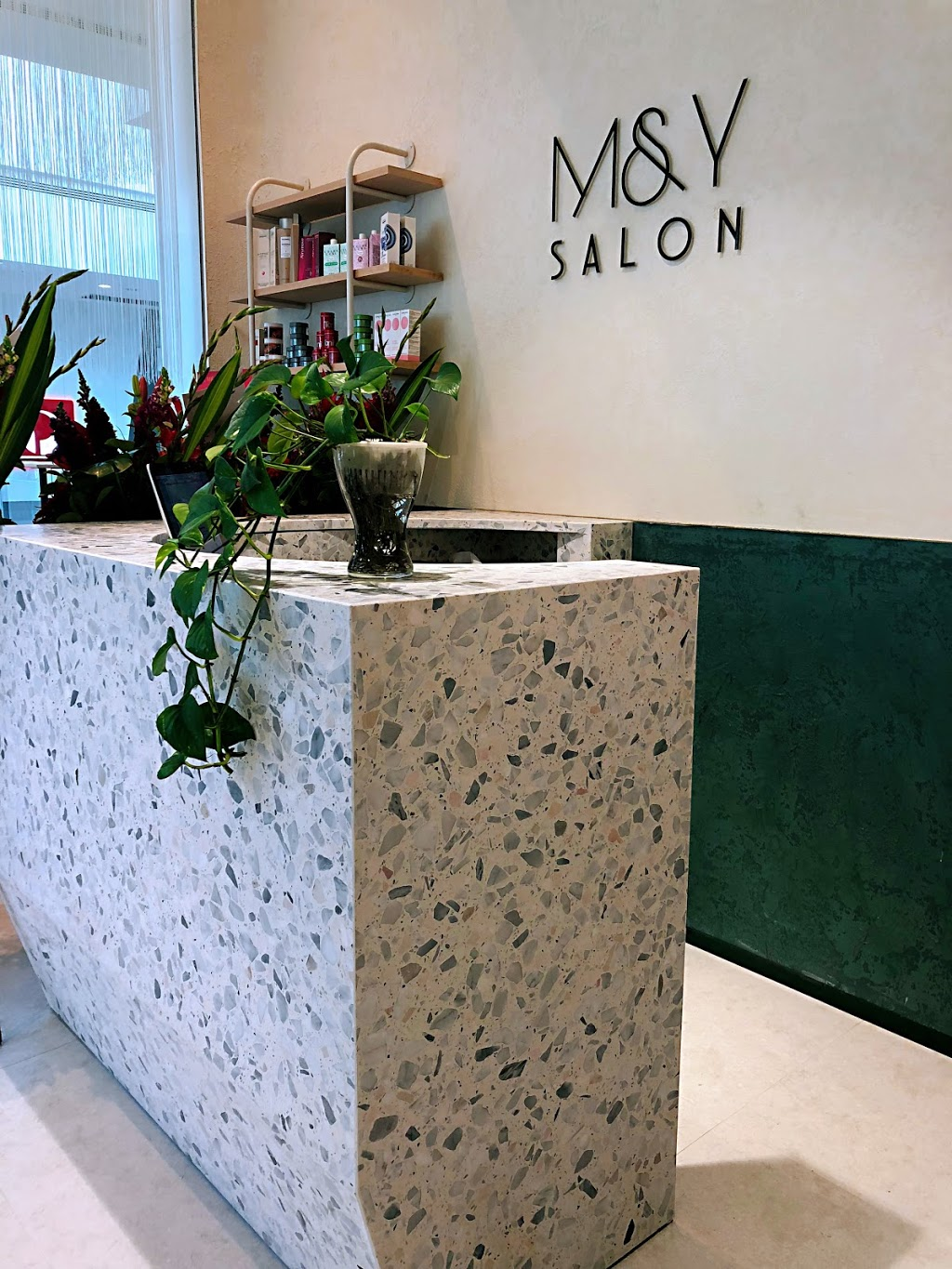 M&Y Salon - The Glen | hair care | Shop G113, The Glen Shopping Centre, 235 Springvale Rd, Glen Waverley VIC 3150, Australia | 0398868222 OR +61 3 9886 8222