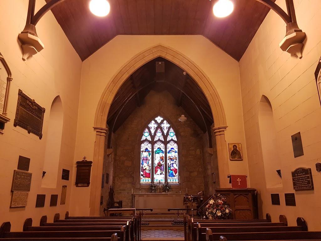 Church Of England Rectory   church   1 Amaroo St, Reid ACT 2612, Australia