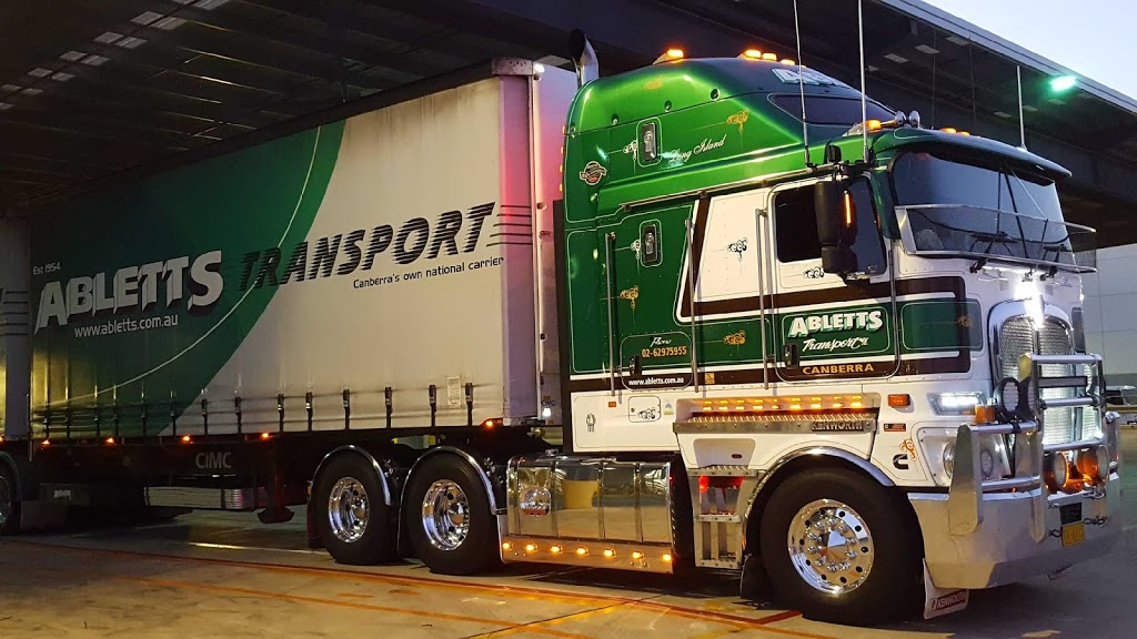 Abletts Transport | moving company | 47 Endeavour Way, Sunshine West VIC 3020, Australia | 0393139933 OR +61 3 9313 9933