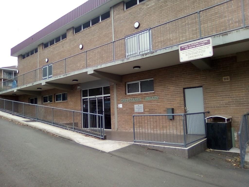 Greystanes Library   library   732 Merrylands Rd, Greystanes NSW 2145, Australia   0287579062 OR +61 2 8757 9062