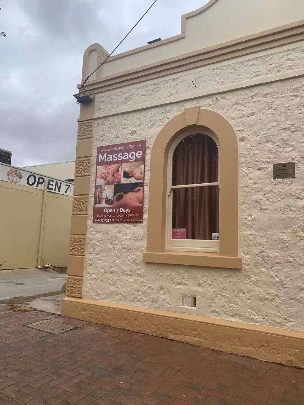 Amazing beauty and Chinese massage | store | 94 Old Port Wakefield Rd, Two Wells SA 5501, Australia | 0473833117 OR +61 473 833 117