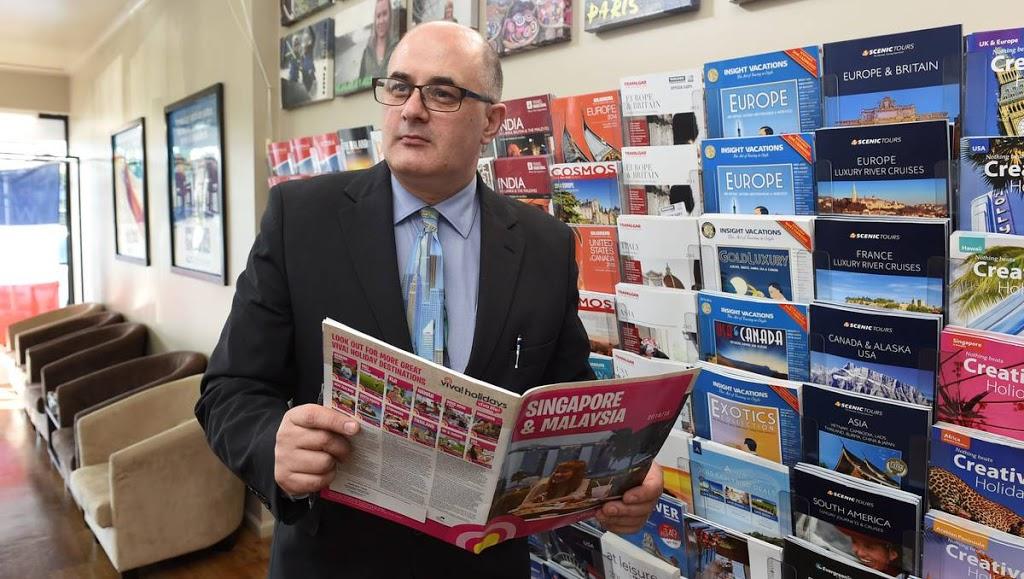Frank Ford Travel Agents Ballarat   travel agency   1209 Sturt St, Ballarat Central VIC 3350, Australia   0353315122 OR +61 3 5331 5122