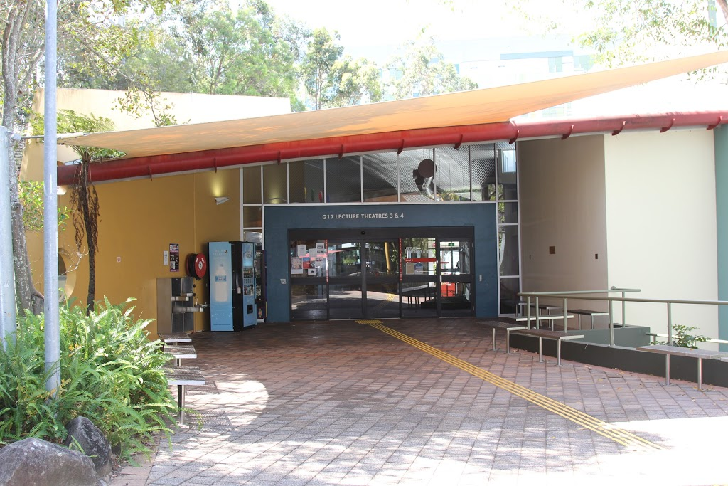 Lecture Theatres 3 & 4 (G17) | university | g17, Southport QLD 4215, Australia