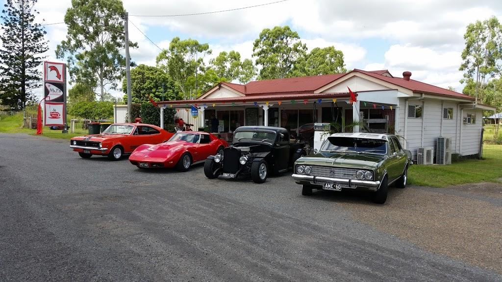 MJs Retro & Vintage Wares | cafe | 48843 Bruce Hwy, Benaraby QLD 4680, Australia | 0749750326 OR +61 7 4975 0326
