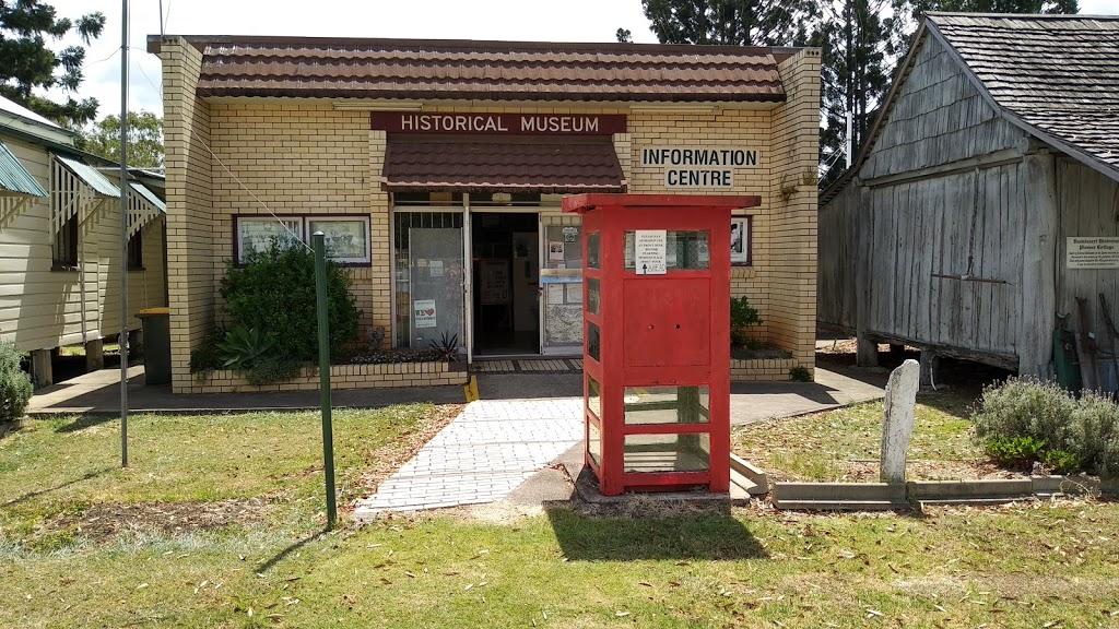 Beaudesert Historical Museum | tourist attraction | 54 Brisbane St, Beaudesert QLD 4285, Australia | 0755413740 OR +61 7 5541 3740