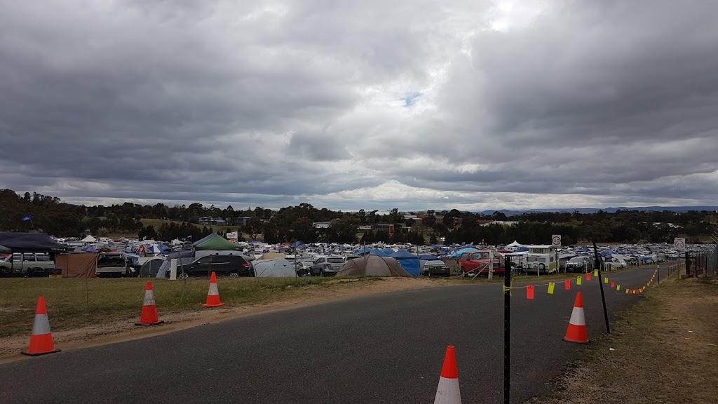 Max Cameron campground | campground | Mount Panorama NSW 2795, Australia