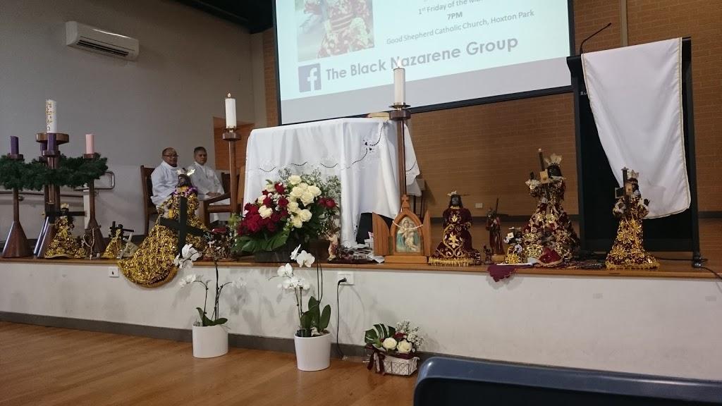 Good Shepherd Catholic Church   church   21 Twentieth Ave, Hoxton Park NSW 2171, Australia   0298258154 OR +61 2 9825 8154