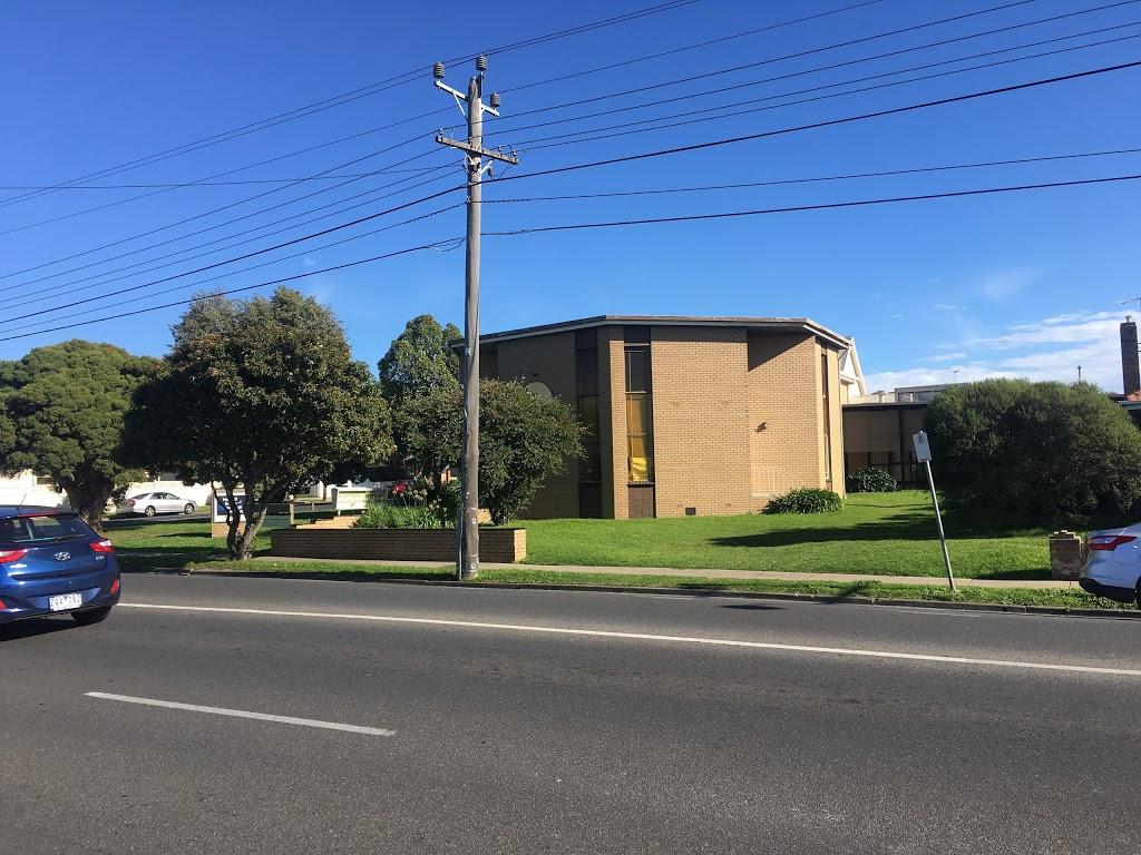 Manifold Heights Baptist Church | church | Crn Volum St and Shannon Ave Manifold Heights, Manifold Heights VIC 3218, Australia | 0342229032 OR +61 3 4222 9032