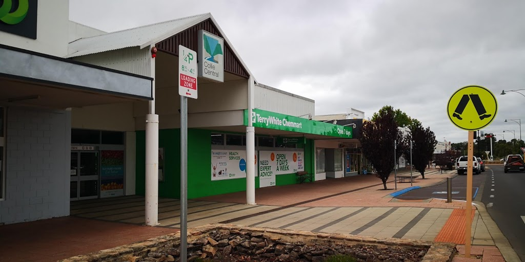 TerryWhite Chemmart Collie | pharmacy | Shop 8 & 9 Collie Central Shopping Centre, Forrest St, Collie WA 6225, Australia | 0897343700 OR +61 8 9734 3700