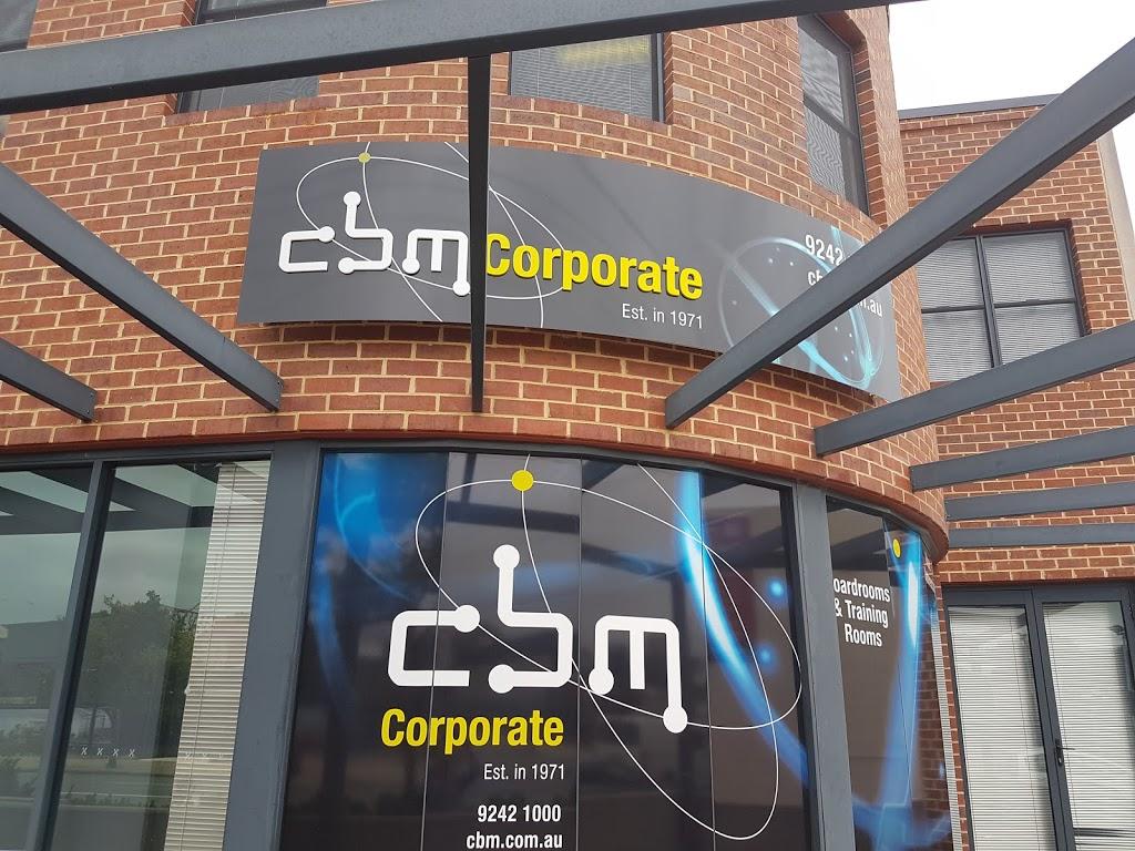 CBM Corporate | electronics store | 333 Charles St, North Perth WA 6006, Australia | 0892421000 OR +61 8 9242 1000