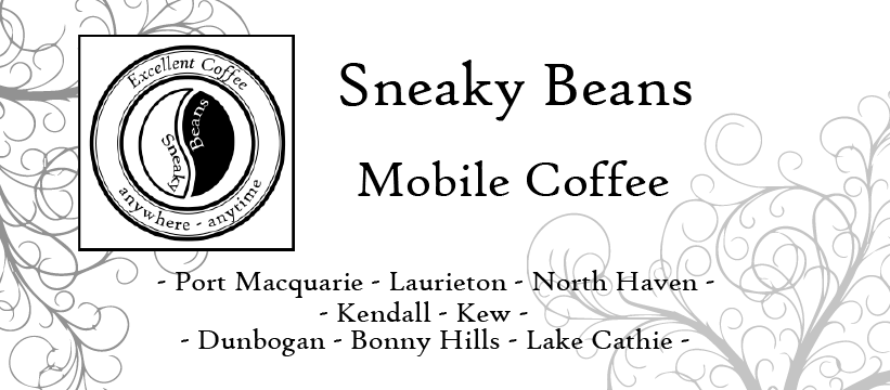 The Sneaky Beans | cafe | 28 Comboyne St, Kendall NSW 2439, Australia | 0424517671 OR +61 424 517 671