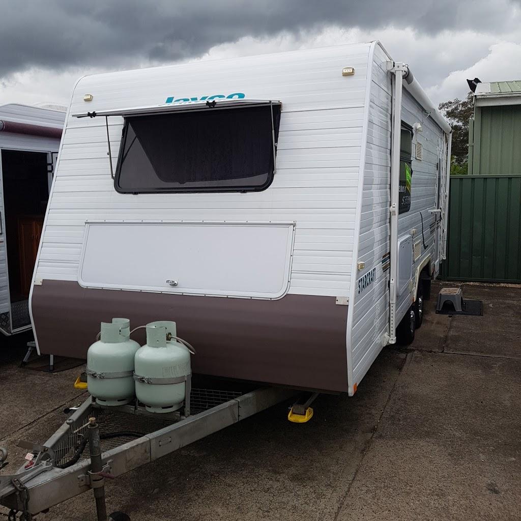 The Caravan Company | car dealer | 2354 Pacific Hwy, Heatherbrae NSW 2324, Australia | 0249831222 OR +61 2 4983 1222
