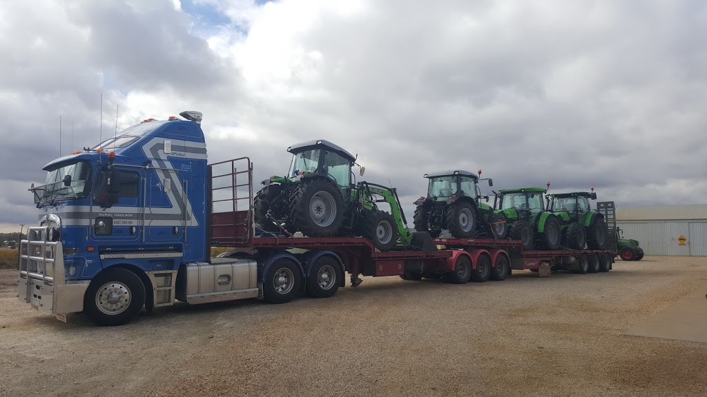 Rural Haulage Australia Pty Ltd | moving company | 296 Butlers Rd, Naracoorte SA 5271, Australia | 0407316950 OR +61 407 316 950