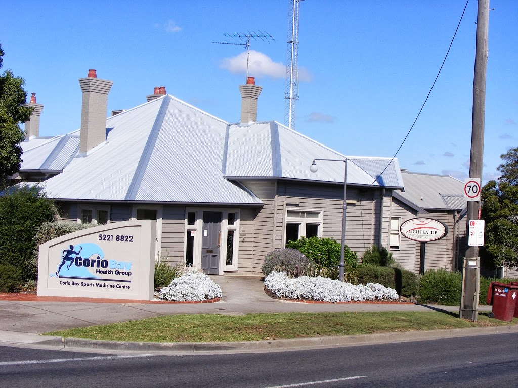 Corio Bay Sports Medicine Centre | gym | 283 Latrobe Terrace, Geelong VIC 3220, Australia | 0352218822 OR +61 3 5221 8822
