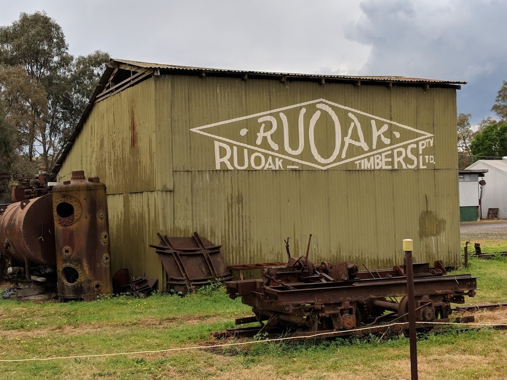 Alexandra Timber Tramway and Museum | museum | 14 Station St, Alexandra VIC 3714, Australia | 0427509988 OR +61 427 509 988