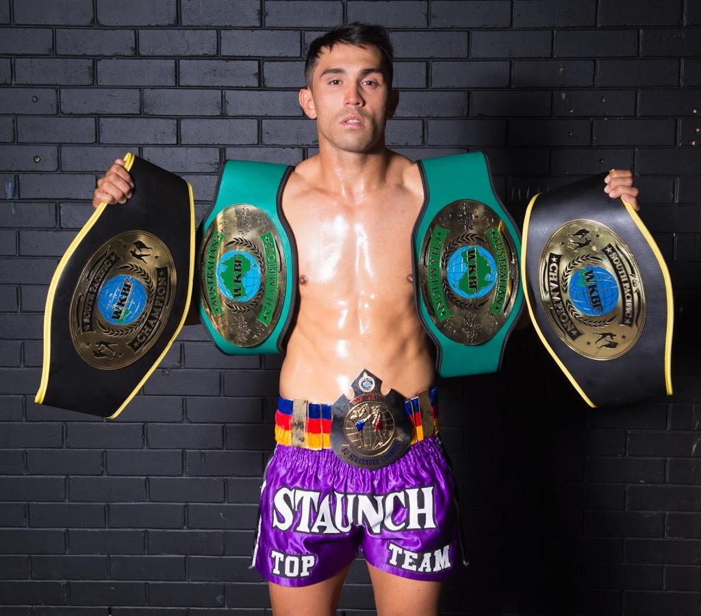 Staunch Top Team | gym | Woolloongabba, 48 Annerley Rd, Brisbane City QLD 4102, Australia | 0733914442 OR +61 7 3391 4442
