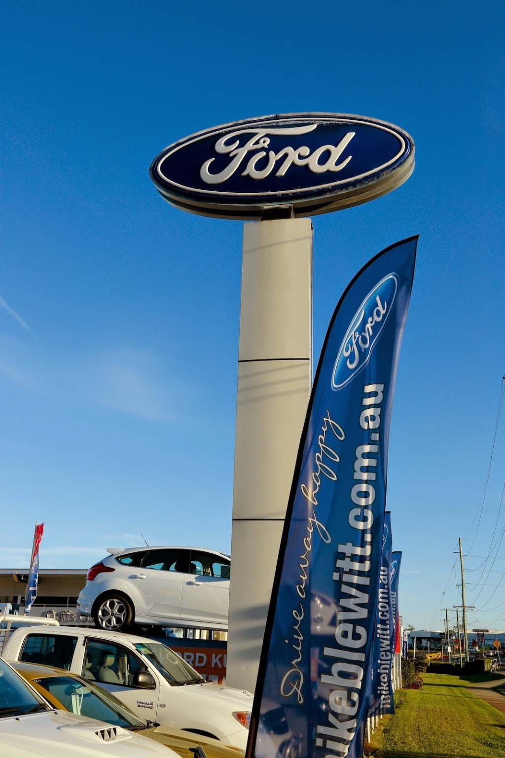Mike Blewitt Ford | car dealer | 3 Tolhurst Pl, Coffs Harbour NSW 2450, Australia | 1800730530 OR +61 1800 730 530