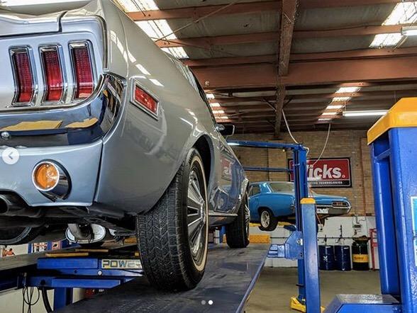Wicks Auto Tech - Car repair | 17C Brougham St, Eltham VIC ...