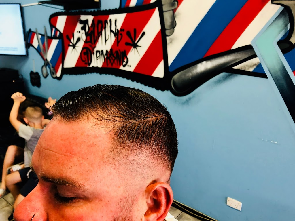 Black Diamond Barber Shop   hair care   1/365 Princes Hwy, Woonona NSW 2517, Australia   0422488791 OR +61 422 488 791