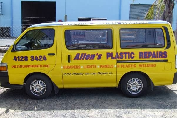 Allens Plastic Repairs | car repair | Unit 2/95 Old Maryborough Rd, Pialba QLD 4655, Australia | 0741283424 OR +61 7 4128 3424