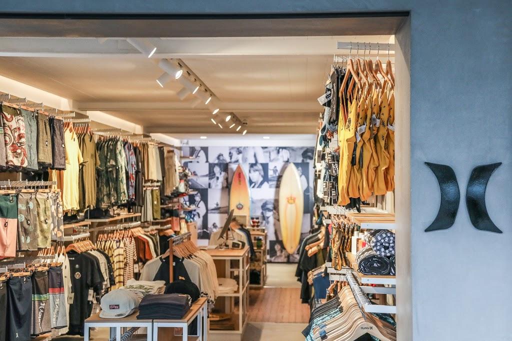Hurley Burleigh | store | 1706 Gold Coast Hwy, Burleigh Heads QLD 4220, Australia | 0755767518 OR +61 7 5576 7518