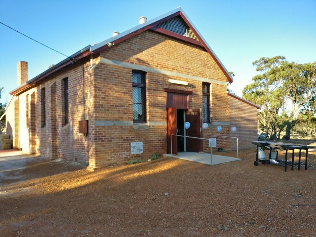 Southern Brook Hall | museum | Southern Brook WA 6401, Australia