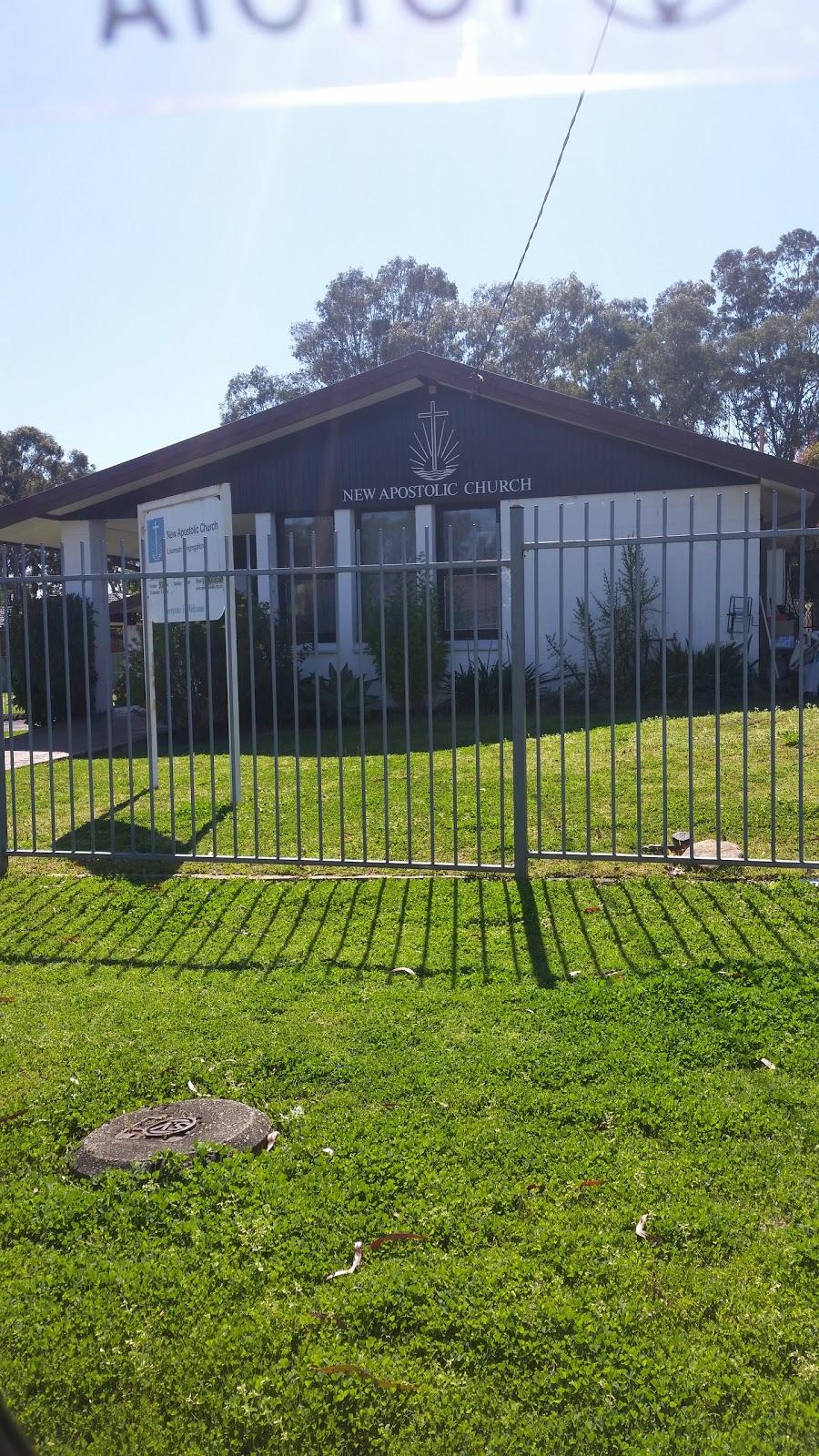 New Apostolic Church Leumeah | 18 Kingsclare St, Leumeah NSW 2560