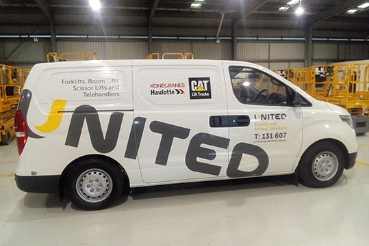 United Forklift and Access Solutions   store   17 Stock Rd, Cavan SA 5094, Australia   0871324400 OR +61 8 7132 4400