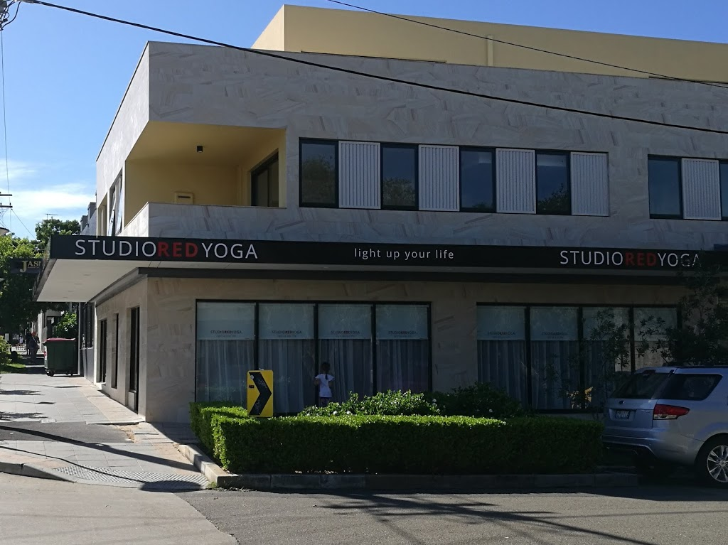 Studio Red Yoga | gym | 118 Marion St, Leichhardt NSW 2040, Australia | 1300784718 OR +61 1300 784 718