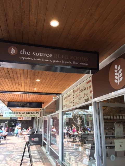 The Source Bulk Foods Dickson | shopping mall | 7/30 Dickson Pl, Dickson ACT 2602, Australia | 0262629483 OR +61 2 6262 9483