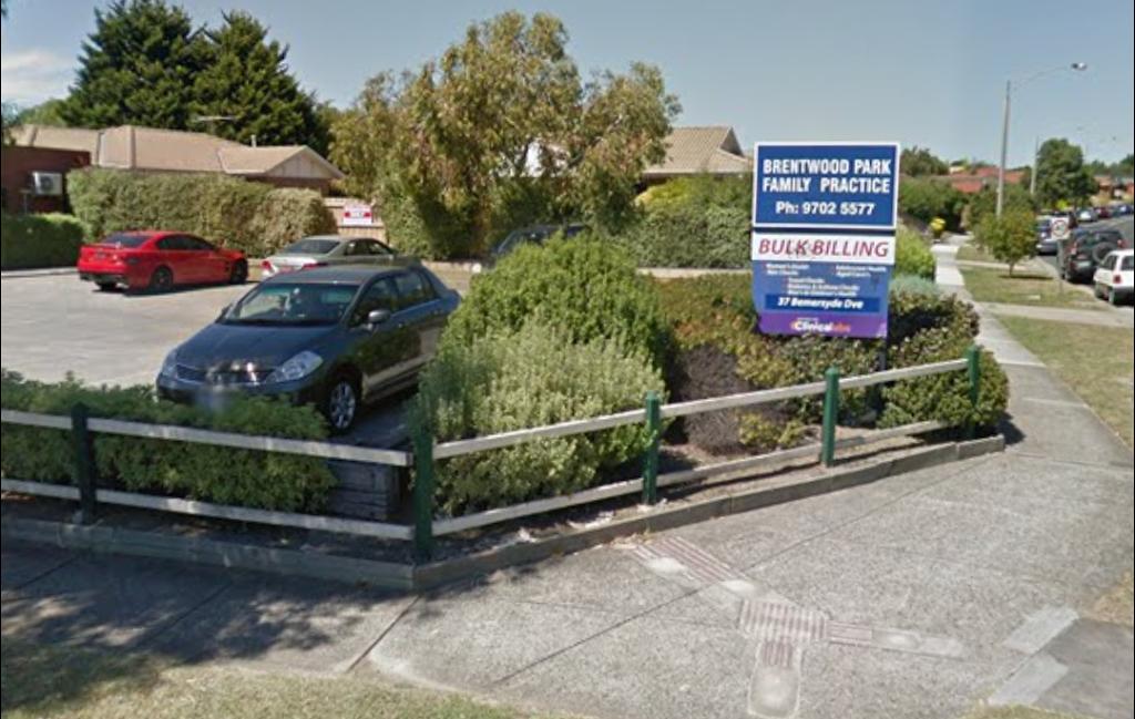 Brentwood Park Family Practice | hospital | 37 Bemersyde Dr, Berwick VIC 3806, Australia | 0397025577 OR +61 3 9702 5577