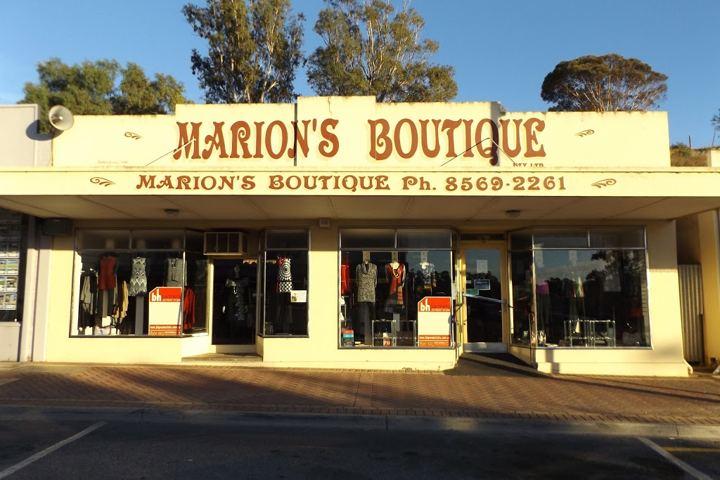 Marions Boutique | clothing store | 63 Randell St, Mannum SA 5238, Australia | 0885692261 OR +61 8 8569 2261